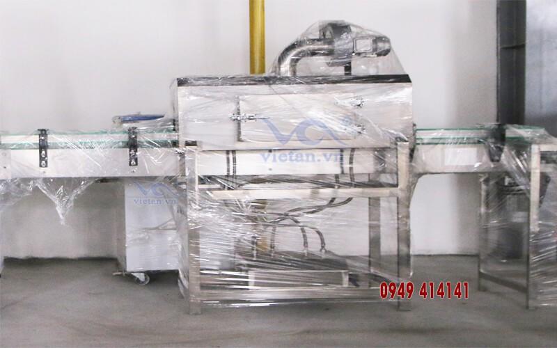 Máy co màng chai bằng hơi nước VAS9000