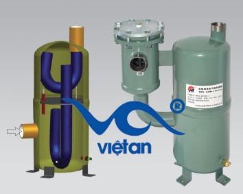 hệ thống tách dịch khí