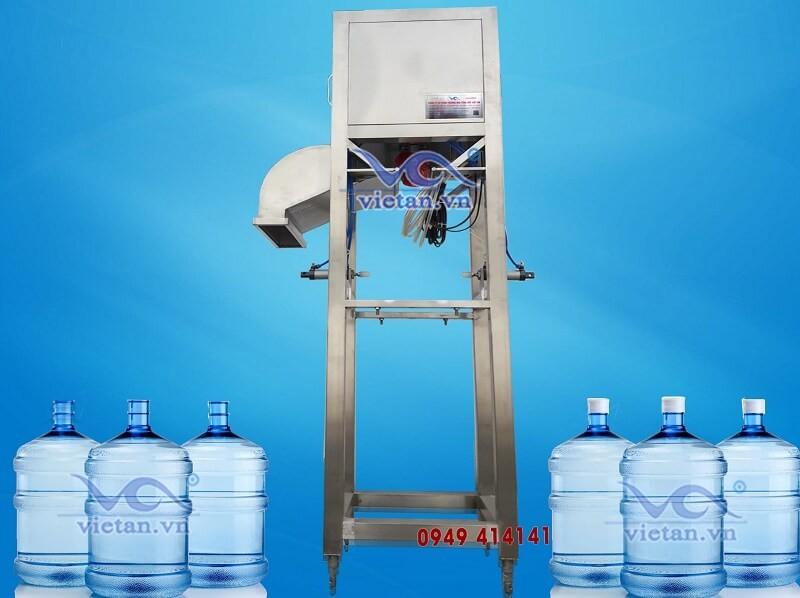 Máy rút nắp bình tự động BG-600