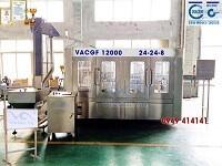 Máy chiết chai tự động VACGF 12000