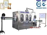 Máy chiết chai tự động VACGF 24000