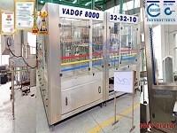 Máy chiết rót nước có ga VADGF8000