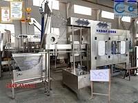 Máy chiết rót nước có ga VADGF2500