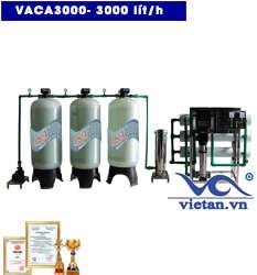 Dây chuyền lọc nước tinh khiết 3000 lít VACA3000