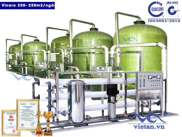 Dây chuyền lọc nước VINARO 220-big