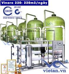 Dây chuyền lọc nước VINARO 220
