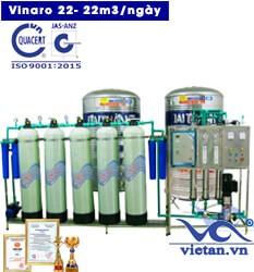 Dây chuyền lọc nước VINARO 22