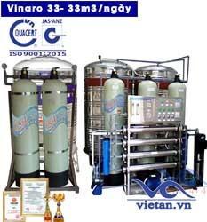 Dây chuyền lọc nước VINARO33