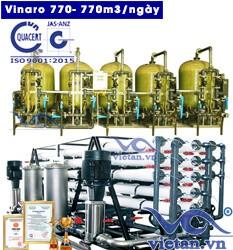 Dây chuyền lọc nước Vinaro 770