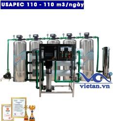 Hệ thống lọc nước usapec 110m3