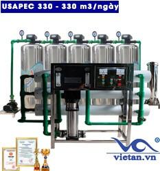 Hệ thống lọc nước usapec 330m3