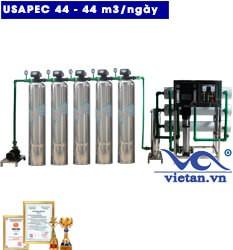 Hệ thống lọc nước usapec 44m3