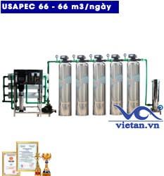 Hệ thống lọc nước usapec 66m3