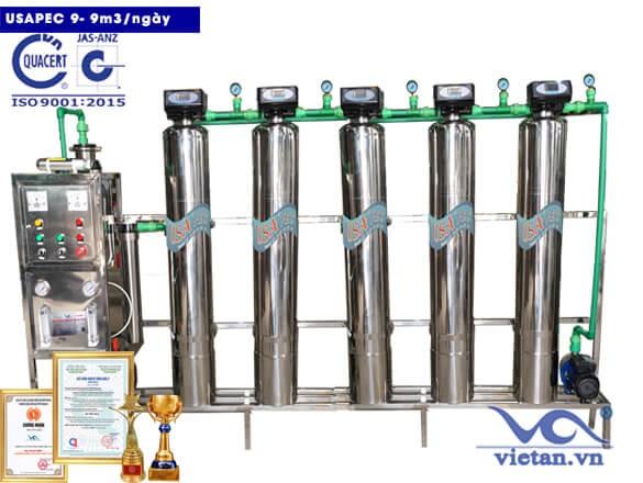 Hệ thống lọc nước usapec 9m3/ngày-big