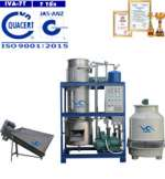 ICE MAKING MACHINE IVA7T NEW 100%