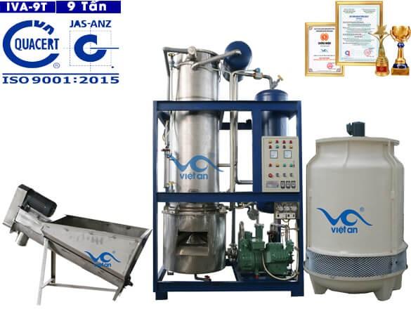 Việt An cung cấp máy làm đá viên tại Hà Nam