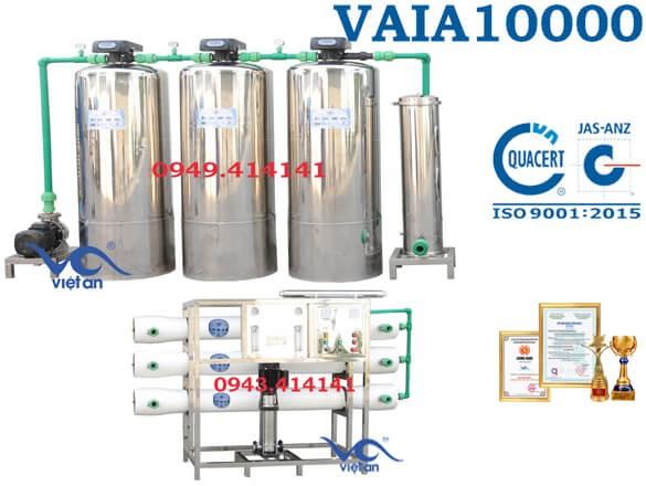 Dây chuyền lọc nước 10000l VAIA10000