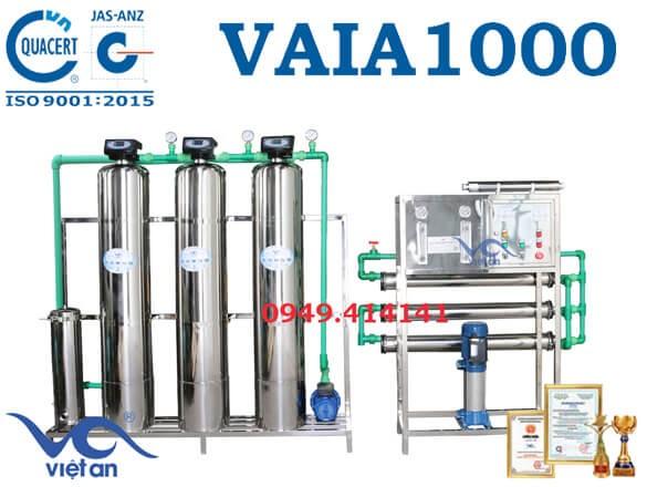 Dây chuyền lọc nước 1000l VAIA1000