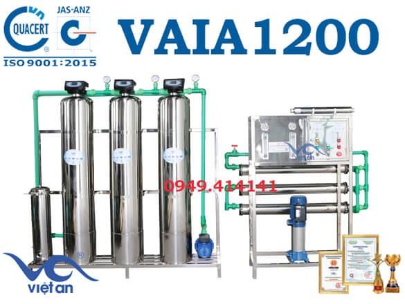 Dây chuyền lọc nước 1200l VAIA1200