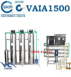 Dây chuyền lọc nước 1500l VAIA1500