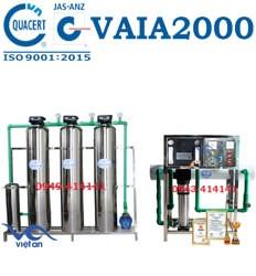 Dây chuyền lọc nước 2000l VAIA2000