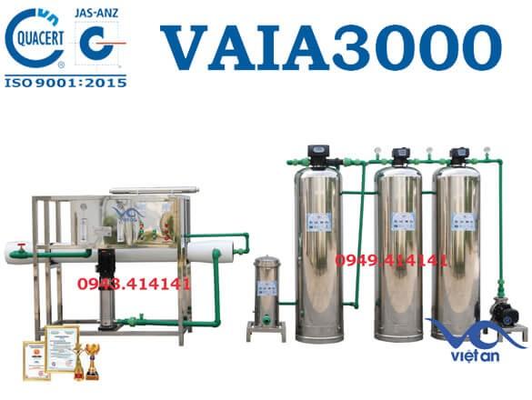 Dây chuyền lọc nước 3000l VAIA3000