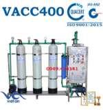 VACC 400 400LPH ေရသန္႔စစ္ထုတ္ျခင္းစနစ္