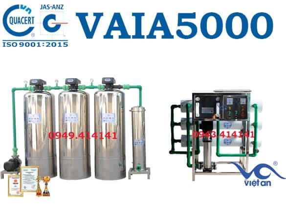 Dây chuyền lọc nước 5000l VAIA5000