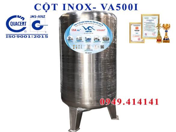 Cột lọc inox VA500I