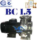 Máy bơm trục ngang BC 1.5