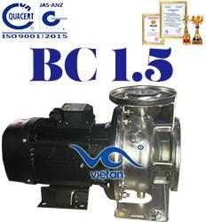 Máy bơm trục ngang BC1.5