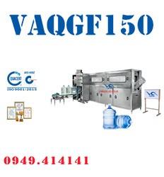 Máy chiết rót bình tự động VAQGF150