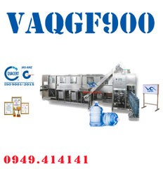 Máy chiết rót bình tự động VAQGF900