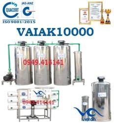 dây chuyền lọc nước tạo khoáng 10000l VAIAK10000