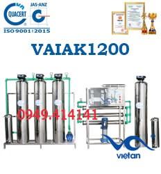dây chuyền lọc nước tạo khoáng 1200L VAIAK1200