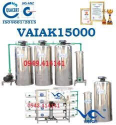 dây chuyền lọc nước tạo khoáng 15000l VAIAK15000