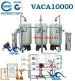 Dây chuyền lọc nước tinh khiết 10000 lít/h VACA10000