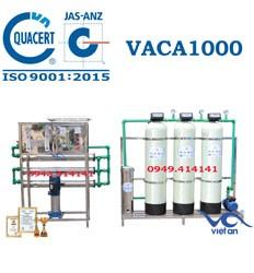 Dây chuyền lọc nước tinh khiết 1000l/h VACA1000
