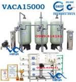 Dây chuyền lọc nước tinh khiết 15000 lít/h VACA15000