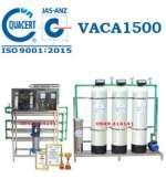Dây chuyền lọc nước tinh khiết 1500 lít/h VACA1500