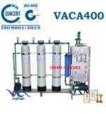 Dây chuyền lọc nước tinh khiết 400 lít VACA400
