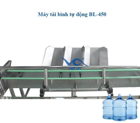Máy tải bình tự động BL450