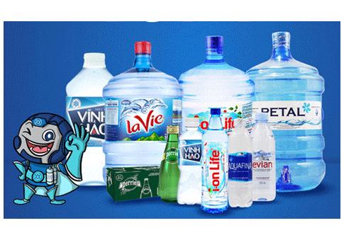 Top thương hiệu nước tinh khiết úy tín