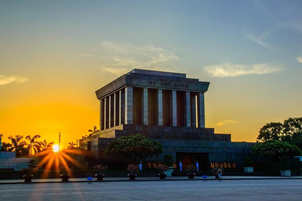hanoi-hcm-mausoleum