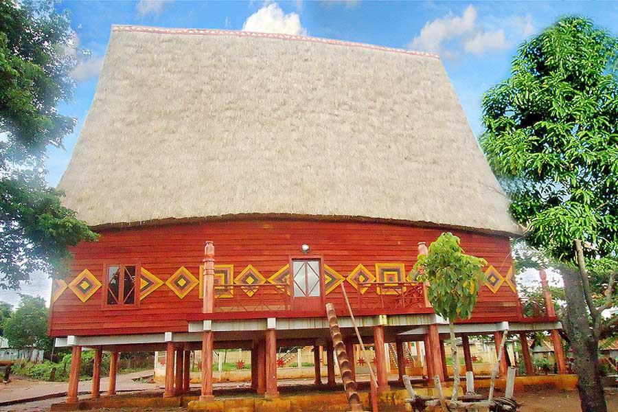 pleiku-dektu-village