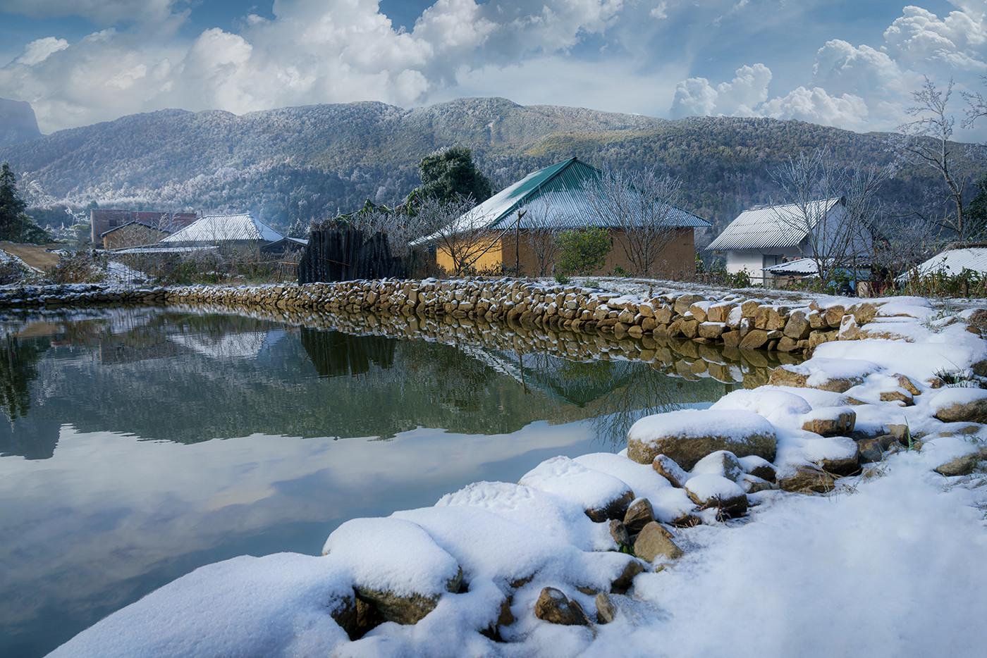snow-in-northern-village-vietnam