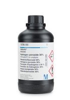 Hydrogen peroxide 30% (Perhydrol®) for analysis EMSURE® ISO