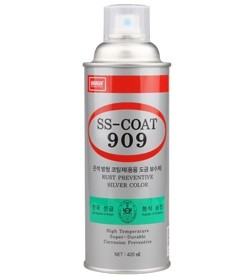Chất tráng phủ chống gỉ Silver zinc SS-Coat 909 chai 420ml