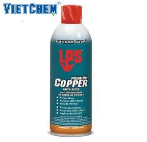 Mỡ bôi trơn chống kẹt LPS Copper Anti-Seize