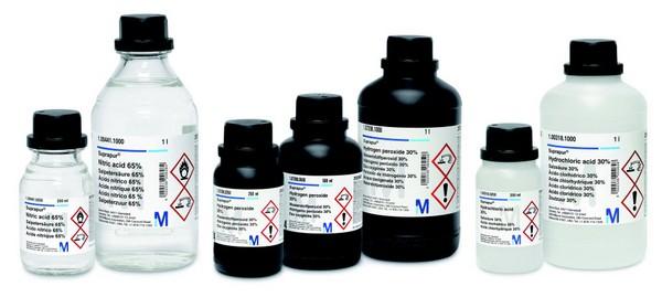 Hydrochloric acid 30% Suprapur® 1000ml